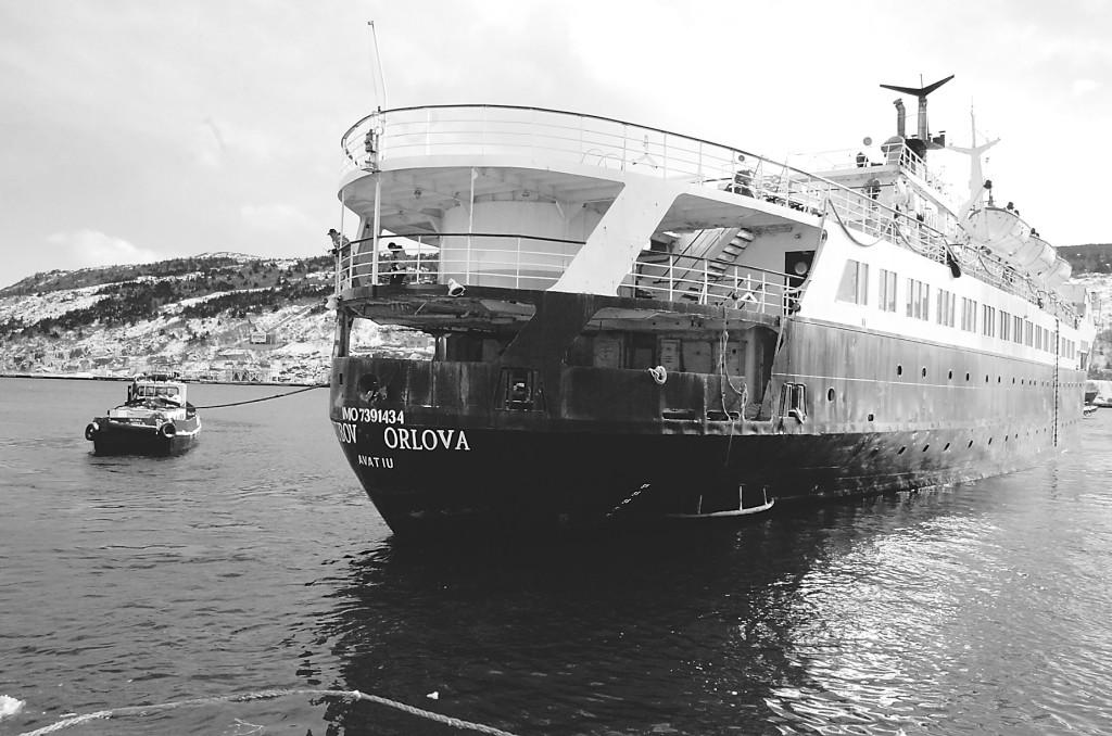 MV Lyubov Orlova