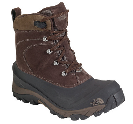 The North Face provides many great boots for men.