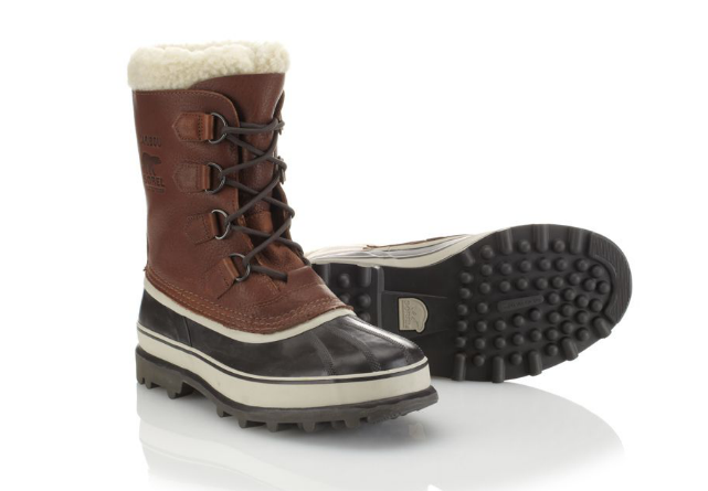 Sorel Boots: classic and classy.