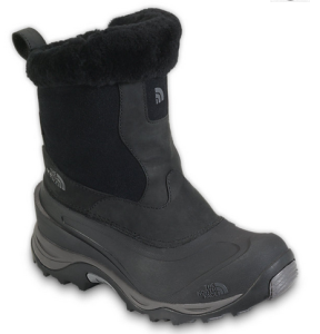 The North Face has a variety of fashionable women's boots.