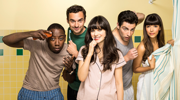 See for yourself why New Girl is one of TV's hottest shows right now.