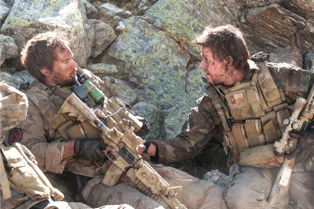 As Lone Survivor implies: not everyone is getting out alive.