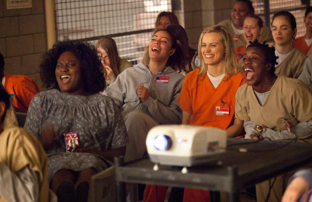 Orange is the New Black: the latest Netflix Original to rival network TV.