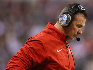 Urban Meyer and the Buckeyes failed to meet expectations this year.