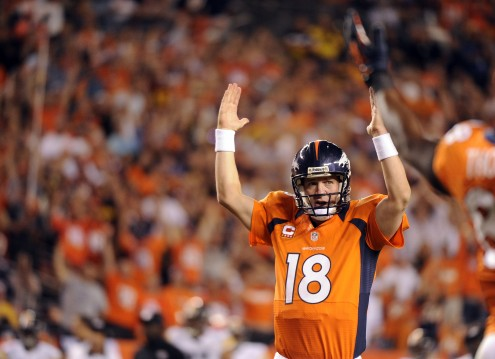 Count on Peyton getting another ring on Sunday.