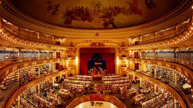 book store El Ateneo